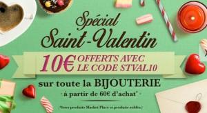 code promo bijoux sur Cdiscount