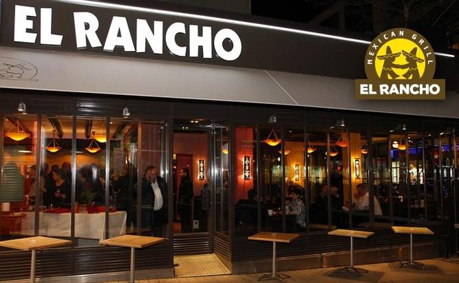 10 Euros, 10 euros en bon d'achat, bon d'achat, bon de reduction, bon plan, Coupon à imprimer, El Rancho, restaurant, restaurants