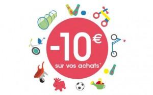 10 euros de remises sur Oxybul