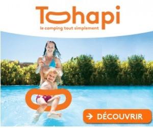 2 nuits offertes sur vos vacances Tohapi