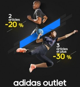 Adidas Outlet remise immediate