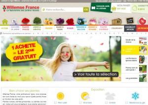 Bon d achat willemse 19 pour 40 d achats cumulable Achat de plantes par correspondance