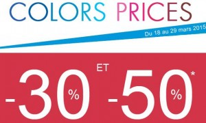 Colors Prices KIABI