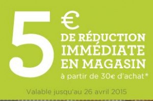 Coupon de reduction Picard