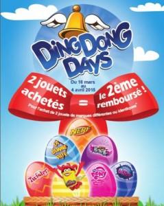 Ding Dong Days Hasbro