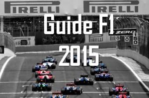 Guide Formule 1 saison 2015 gratuit