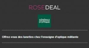 Rosedeal Général D'Optique