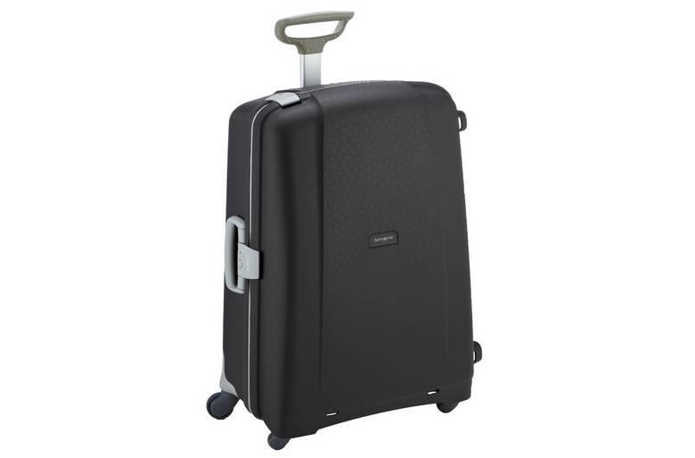 119 euros la valise samsonite aeris 82cm port inclus au. Black Bedroom Furniture Sets. Home Design Ideas