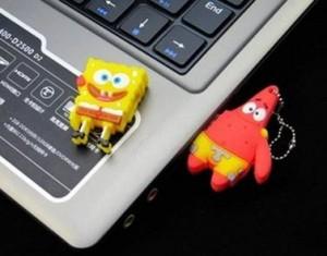 cle USB 16Go Bob l'eponge pas chere