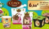 coupons à imprimer chocolat de Pâques Cémoi