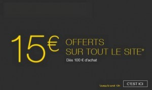 fnac 15 euros offerts