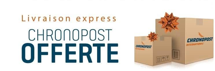livraison rapide Chronopost gratuite sans minimum Darty