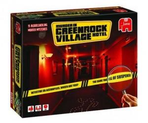 meurtre a l'hotel Greenrock Village JUMBO