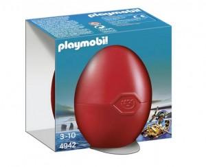 oeufs Playmobil à moitié prix