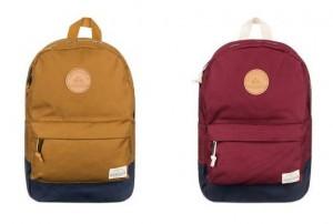 sac à dos Quiksilver Mini Tracker à 12,50 euros