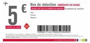 Imprimer coupon de reduction alimentaire