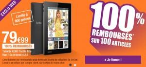 Auchan 100 pourcent rembourse