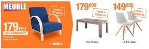 Auchan meubles remboursés
