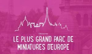 Billet Parc France Miniature pas cher