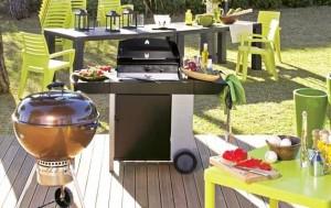 Bon d'achat barbecues, planchas et mobilier de jardin