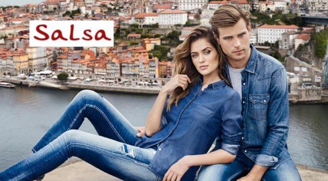 Bon d'achat : 90€ d'achats chez Salsa (mode femme & homme) pour 40€