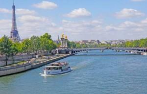 Croisière sur la Seine pas chère