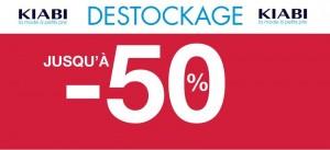 Destockage Kiabi