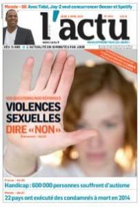 L'Actu la Violence Sexuelle explique aux ados