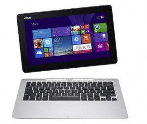 PC portable hybride tactile Asus Transformer Book