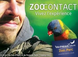 Parc zoologique Val Herault nature moins cher