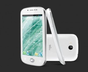 Smartphone WIKO Sublim blanc a 99 euros