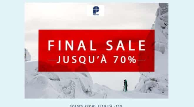 Soldes Hiver Protest