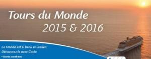 Tour du Monde 2015 99 jours