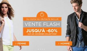 Vente flash Bonobo