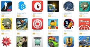 applis et jeux Android gratuits App-Shop Amazon