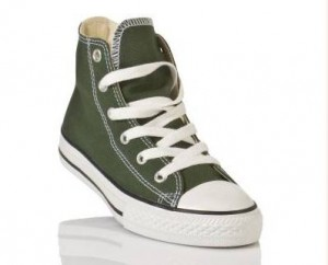 baskets montantes Chuck Taylor All Star Converse enfant
