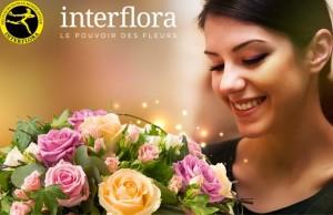 bon d'achat Interflora