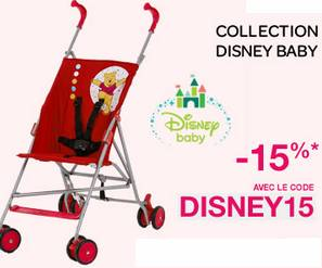 code promo Disney Baby