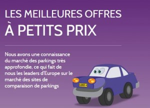 comparateur de prix de parking aeroport