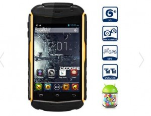 smartphone antichoc-étanche Doogee DG150