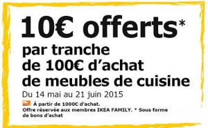 Ikea 10 euros Cuisine