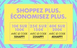 Asos code promo 100 euros