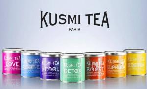 Bon d'achat Kusmi Tea