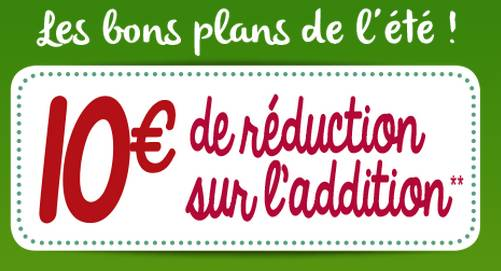 Bons plans restaurant - Coupon de reduction delamaison ...