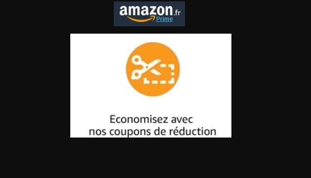 Coupons de reduction Amazon