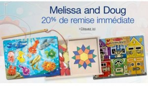 Melissa and Doug code promo