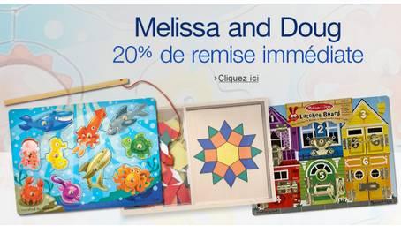 Melissa and doug coupons