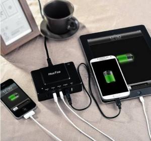Multi-chargeur USB et OTG HooToo a 8 euros