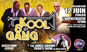 Place de concert Kool And The Gang pas chère