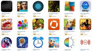 appli Android gratuites